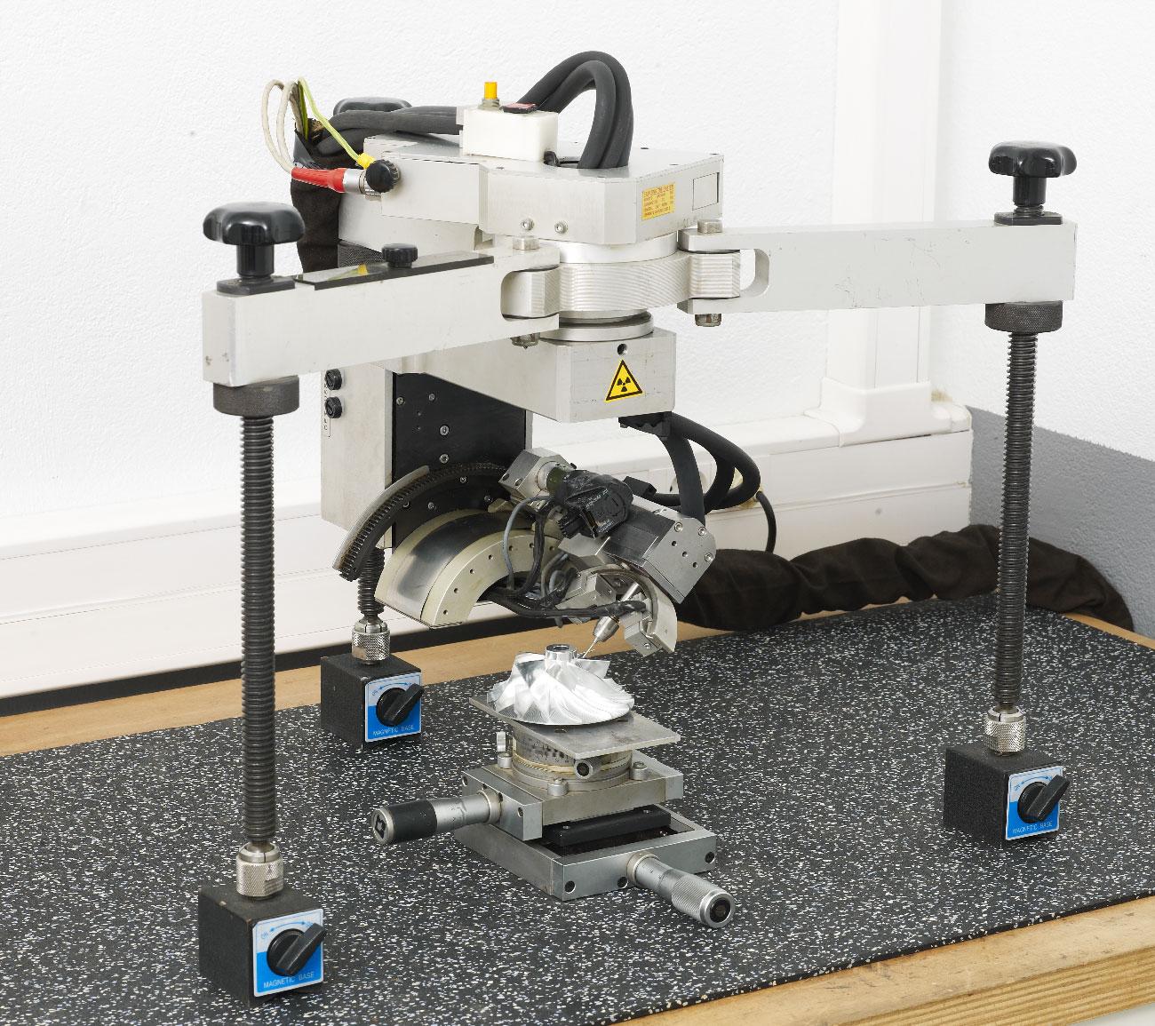 Équipement pour la caractérisation des matériaux par DRX - SONATS