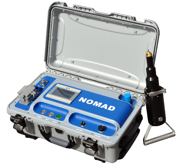 NOMAD – Ultrasonic Impact Treatment equipment – SONATS
