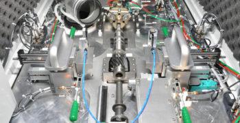 Customized machine – Shot peening treatment for transmission shaft - SONATS