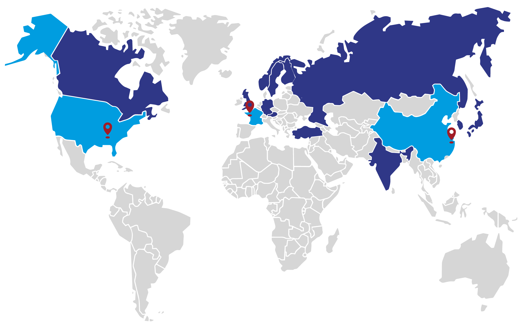 SONATS - Réseau international