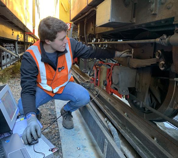 Expertise sur les contraintes et métallographies du matériel roulant - ferroviaire - SONATS