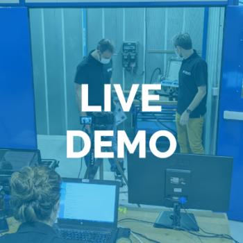 Live-Demo - Webinar